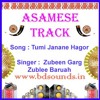 Tumi Janane Hagor Gobhir Kiman Karaoke Customized Assamese Song By Zubeen Garg,Zublee Baruah