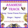Tumar Preme Pore Aaj Mon Karaoke Assamese Baganiya Song