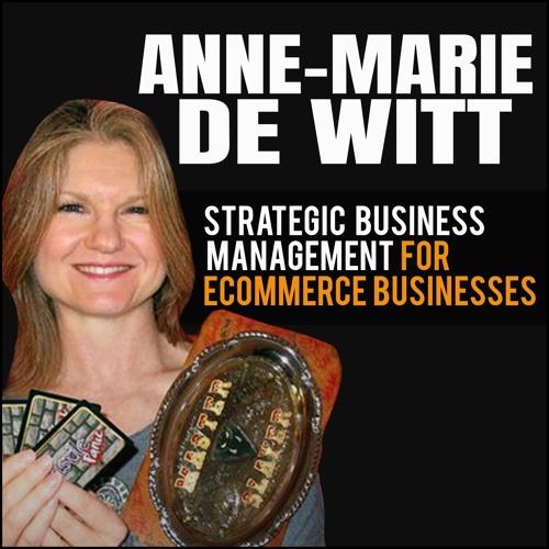 Anne-Marie De Witt: Strategic Business Management For Ecommerce Businesses