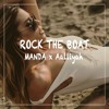 MANDA X Aaliyah - Rock The Boat