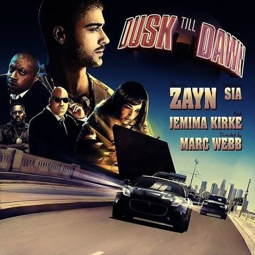 Zayn Malik Ft Sia Dusk Till Dawn Acoustic Cover By Musicst On Soundcloud Hear The World S Sounds
