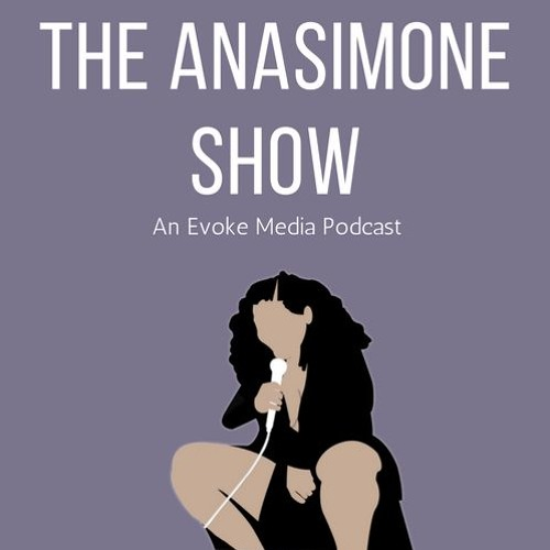 The Anasimone Show - Ep 2 - With Salma Hindy