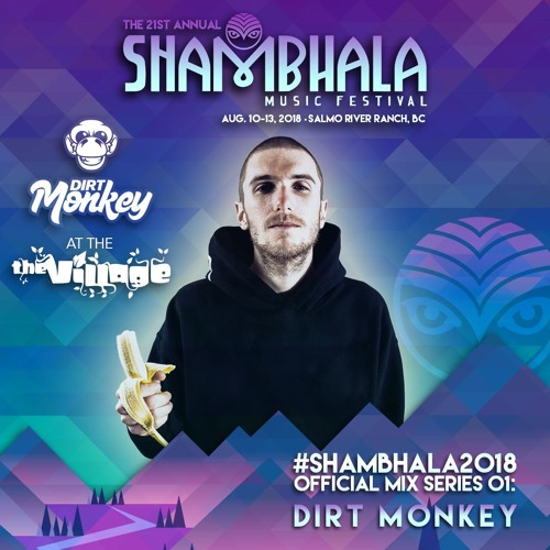 Shambhala 2018 Official Mix Series