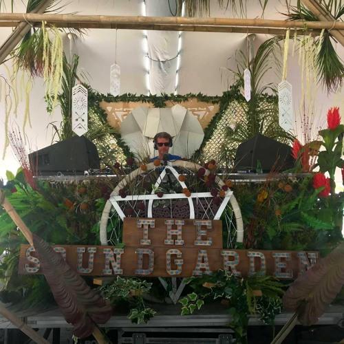 Gustin - The Soundgarden Stage -  Rapture Festival, Miami - 22.03.18