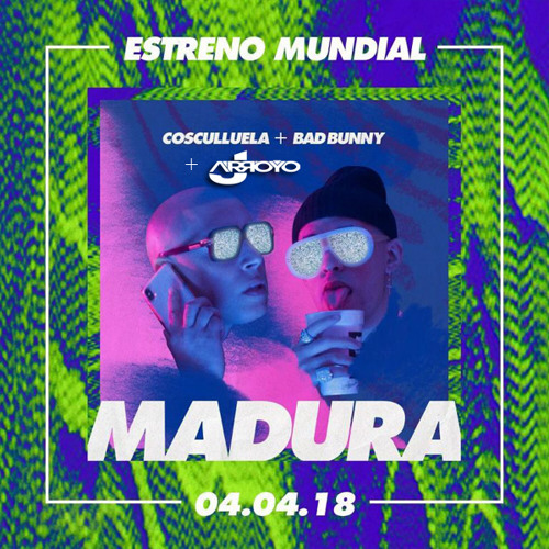 Cosculluela Ft. Bad Bunny - Madura (JArroyo Extended Edit 2018)