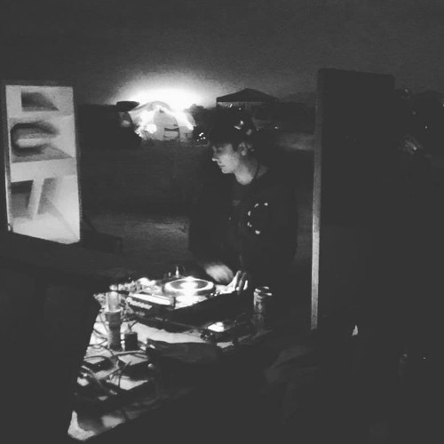 Ben Annand live at March 2018 Moontribe 1am-230am (Trippy Techno)