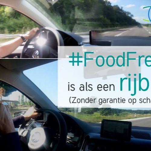 #FoodFreedom is als een rijbewijs (zonder garantie op schadevrije jaren)