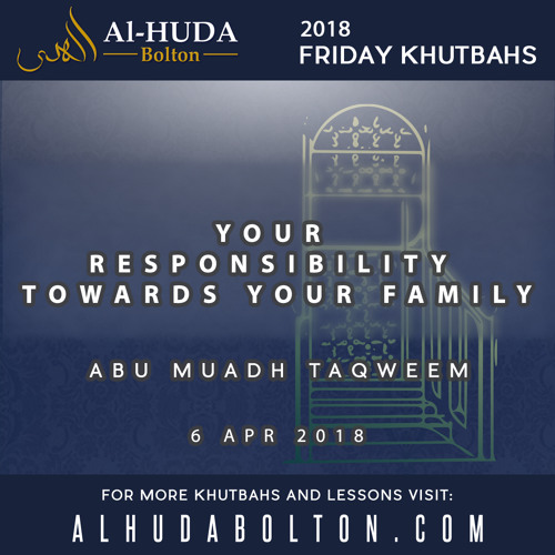 Your Responsibility towards Your family
