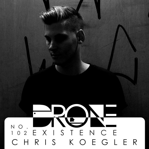 DRONE Podcast 102 - Chris Koegler at Subground, Magdeburg 16-03-2018