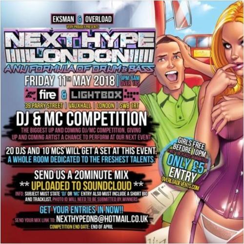Next Hype #20 DJ Competition Mix by Dj Rhea | Free Listening
