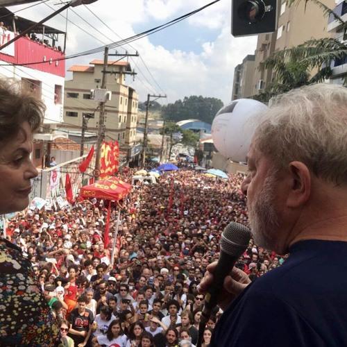 Ouça a íntegra do discurso do ex-presidente Lula em SBC