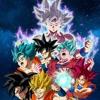 Usubeni (Light Pink) - Dragon Ball Super (FULL ENGLISH COVER)