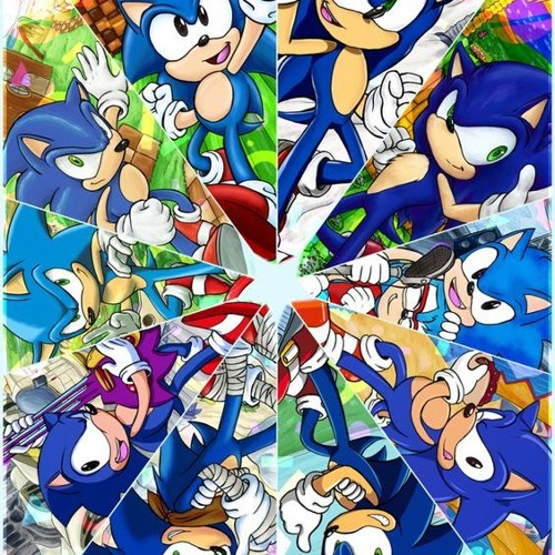 Sonic Generations Collection Room [Door Into Summer] Music