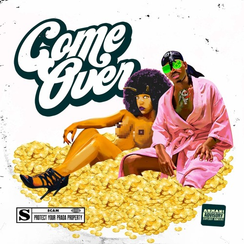 Come Over (prod by Dinuzzo) #saturdayscams