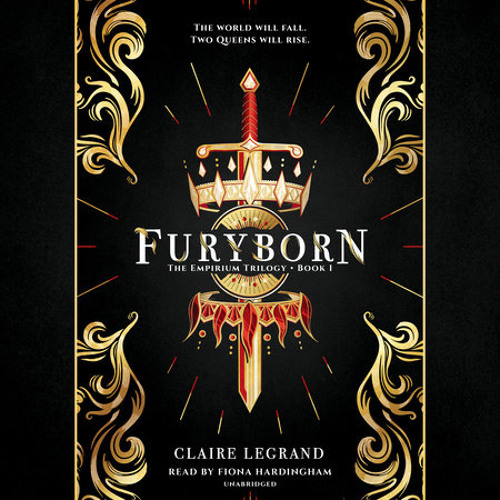 Furyborn by Claire Legrand, read by Fiona Hardingham