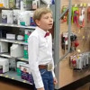Kid Yoddling In Walmart meme