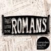 Worship The Creator | Romans 1:24-32 | 28 Jul 2013 | Caris Deller | PM | Romans