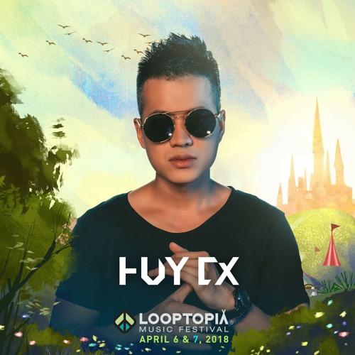 Huy DX At Looptopia Taiwan 2018