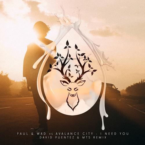 FAUL & WAD vs Avalance City - I Need You (David Puentez & MTS Remix)
