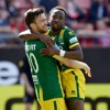Radioverslag bij de 2-3 van Elson Hooi tijdens FC Utrecht - ADO Den Haag