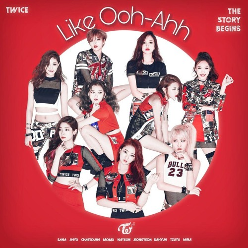 Twice Quot Like Ooh Ahh Ooh Ahh하게 Quot Unofficial Remix By