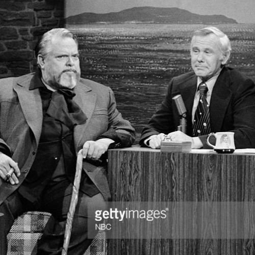 Orson Welles And Johnny Carson Share Prank Stories from the Golden Days of Radio