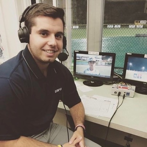 My interview with Richmond Flying Squirrels broadcaster Sam Ravech.