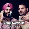 Daru Badnam Dhol Remix Mp3