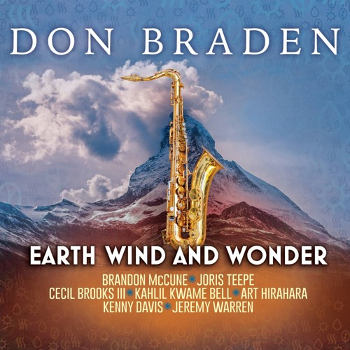 Fantasy - Don Braden - Earth Wind And Wonder SAMPLE