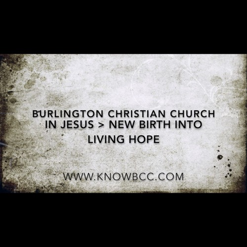 In Jesus - New Birth Into Living Hope