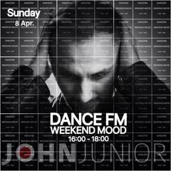 DANCE FM - JOHN JUNIOR (SET 8 APRILIE)