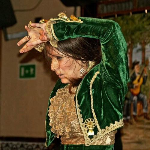 Découverte du Flamenco à Grenade 2 / Maria la Manzanilla