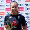 Heather Knight & Sophie Ecclestone - England Women v India Women