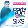 SIKS - Fun Radio Party Fun 2018-04-09 Artwork