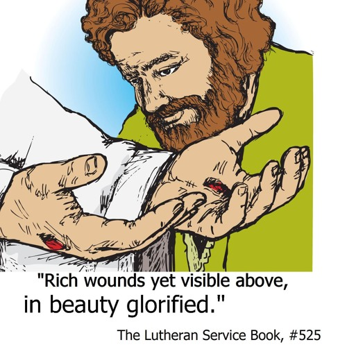 "04-08-2018 - ""Faith and Thomas"" - John 20:19-31 (Vicar Colin Ford)"