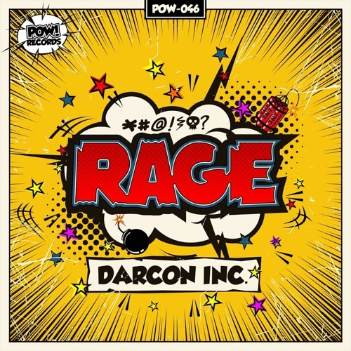 Darcon Inc. - Rage (Official Preview) [OUT NOW]
