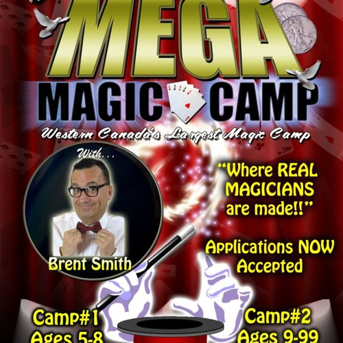 Magic Camp Brent Smith