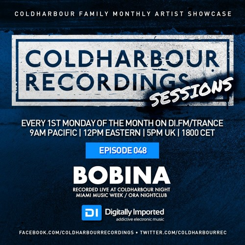 Coldharbour Sessions 048: Bobina (Live From Coldharbour Night: Miami)