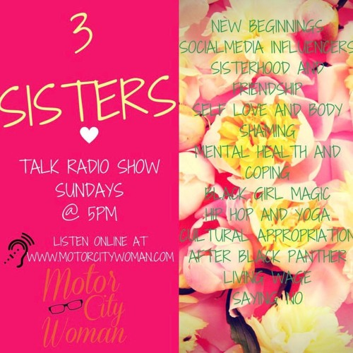 3 Sisters Show  4 - 8-2018