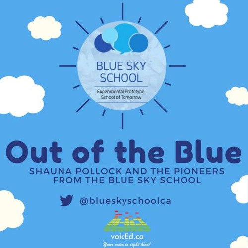 Out Of The Blue From The Blue Sky School - Curriculum