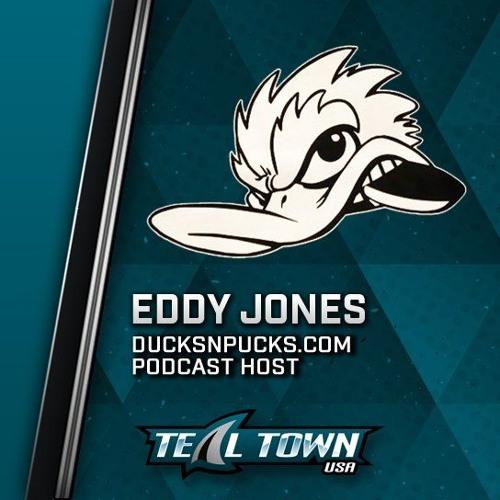 Teal Town USA Interview: Eddy Jones - DucksNPucks Podcast