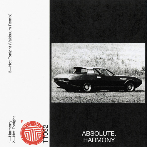 ABSOLUTE. - Not Tonight