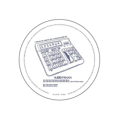 Premiere • Goshawk - Get Up 2 Get Down (Feat Eric Rico - Art Of Tones Remix)