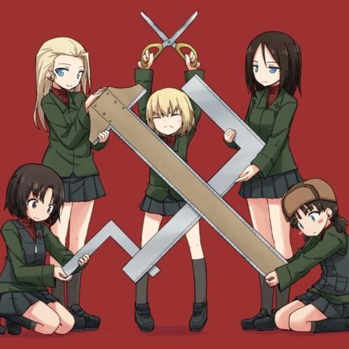 Katyusha (Girls und Panzer Pravda) by styx177   Free