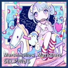 KOTONOHOUSE & Yunomi「Marshmallow Macchiato」- Cover | Selphius