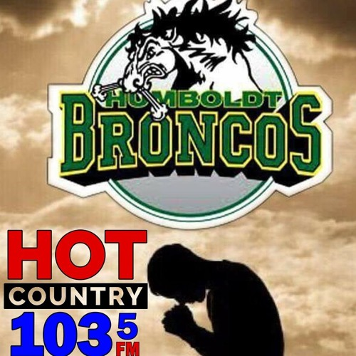 HOT COUNTRY 1035 - TRIBUTE HUMBOLTD BRONCOS
