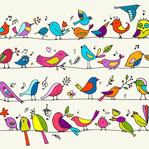 Rhymes in Welsh for National Bookstart Week: Bookstart Bird Boogie