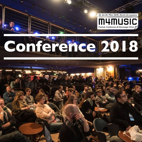 Rock'n'Roll and Depression – we Need to Talk About Mental Health | Conference m4music 2018
