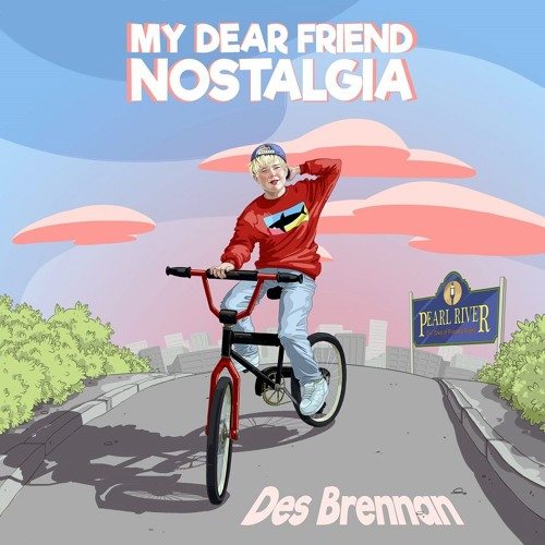 Premiere: Des Brennan - My Dear Friend Nostalgia EP