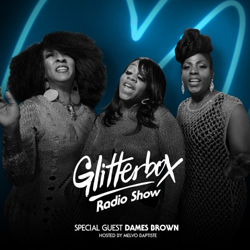 Glitterbox Takeover Dames Brown April 2018